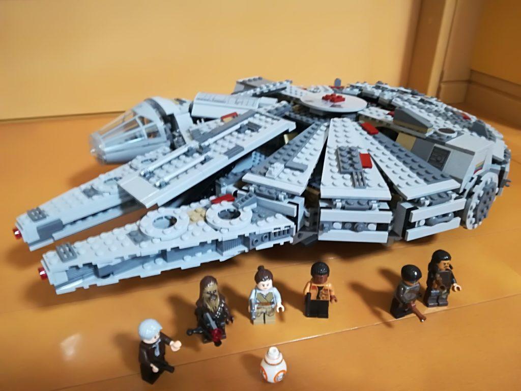 レゴ(lego) ミレニアムファルコン