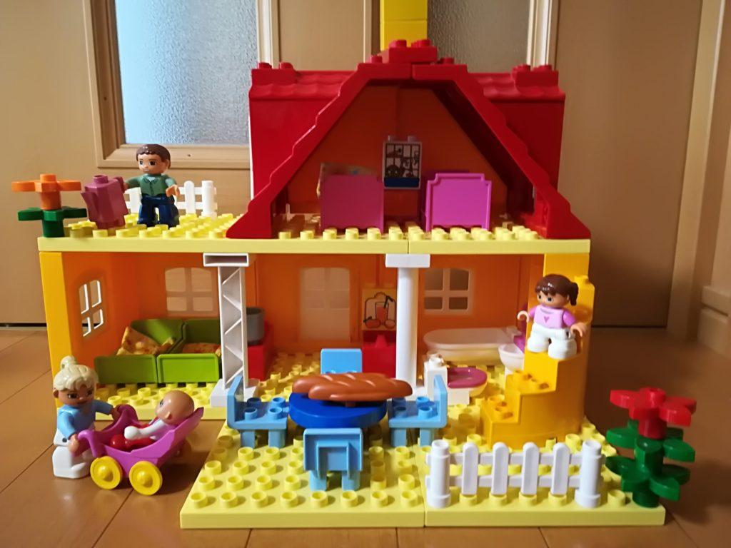 レゴ(lego) ファミリーハウス