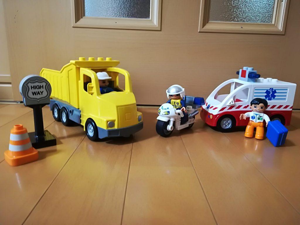 レゴ(lego) 乗り物シリーズ