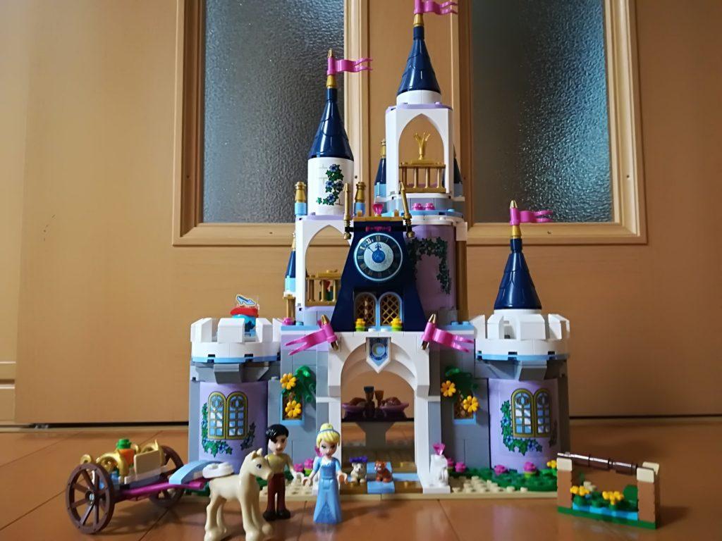 レゴ(lego) シンデレラ城