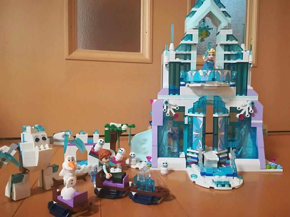 レゴ アナと雪の女王