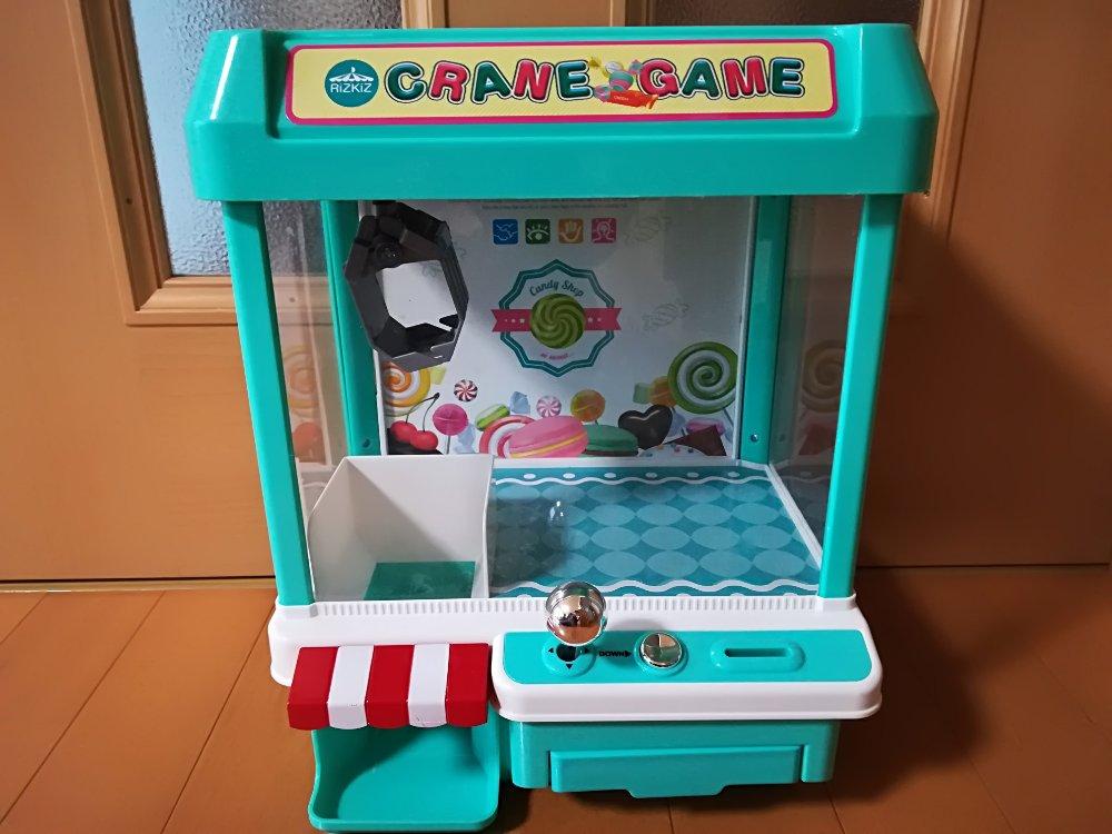 クレーンゲームのおもちゃリズキズ(RiZKiZ)